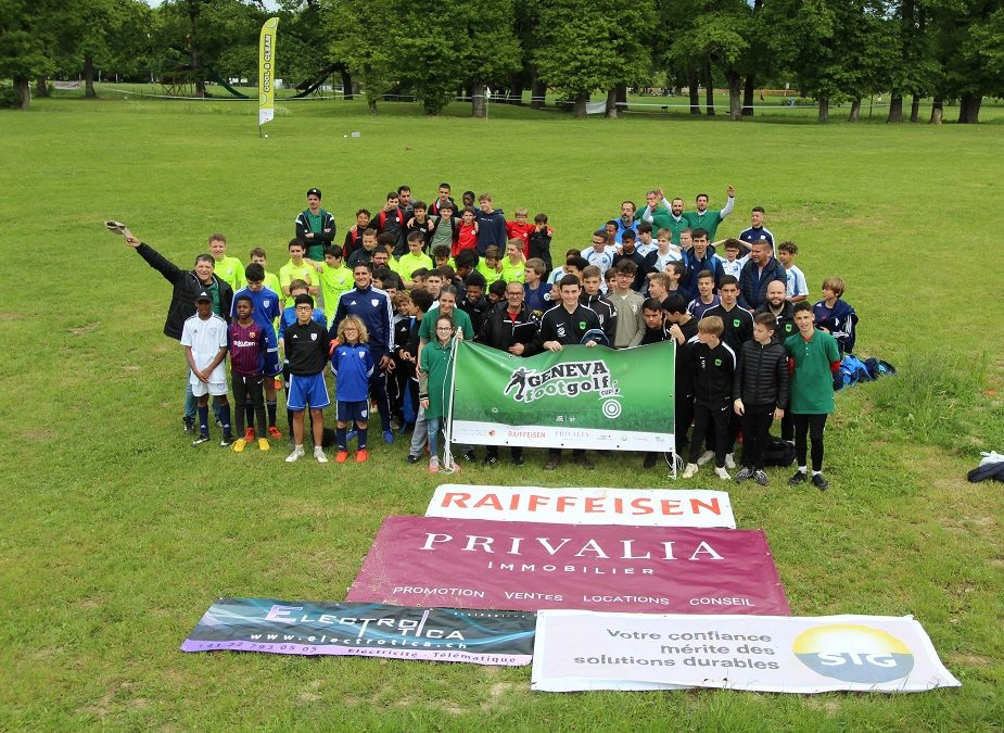 Geneva Footgolf Cup 2019